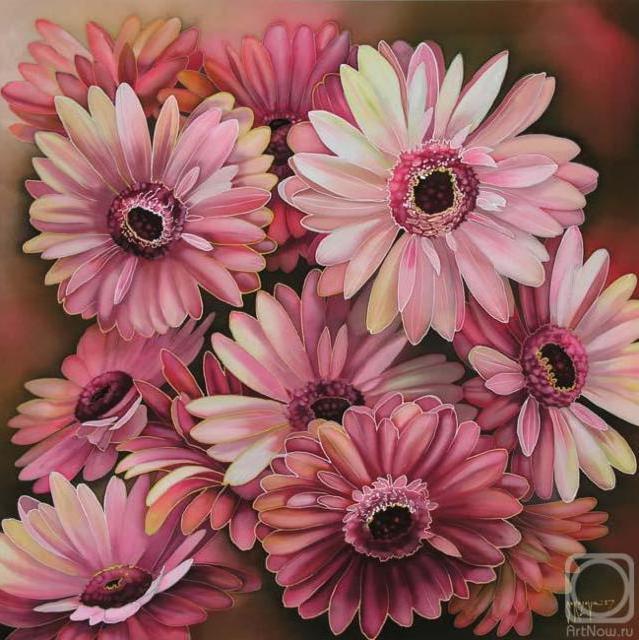 Соколова Н., цветы