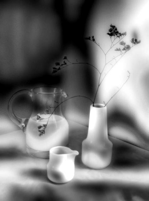 вышивка крестом белый натюрморт: