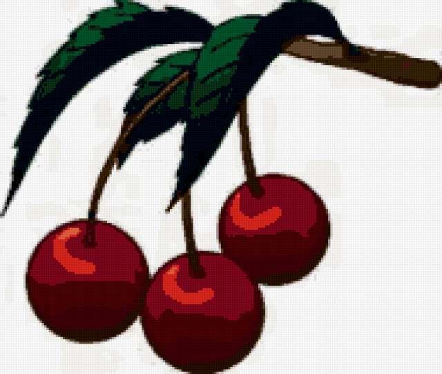 Вишенки, ягоды, вишни