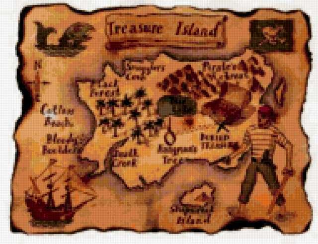 пираты, пират, корабль,