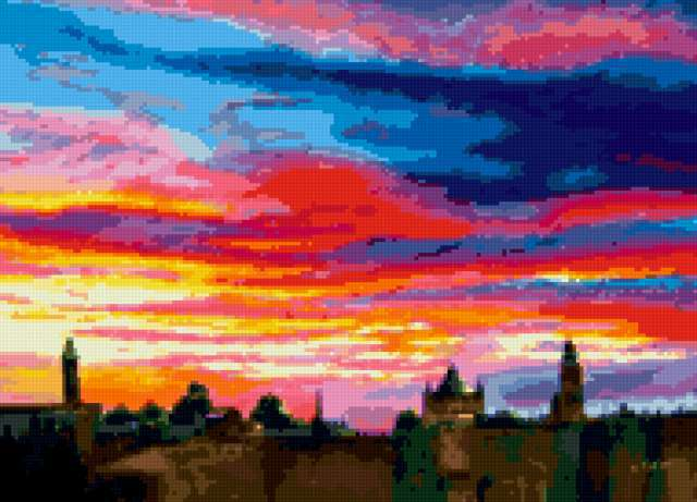 Jerusalem Painting, jerusalem
