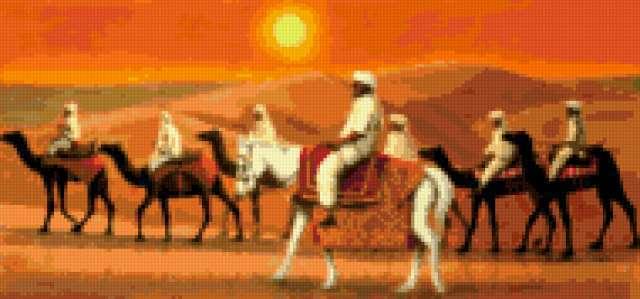 Desert Riding, предпросмотр