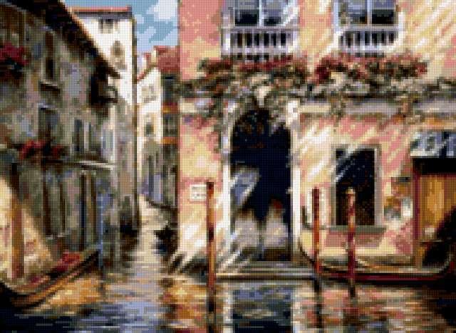 Тени Венеции, предпросмотр