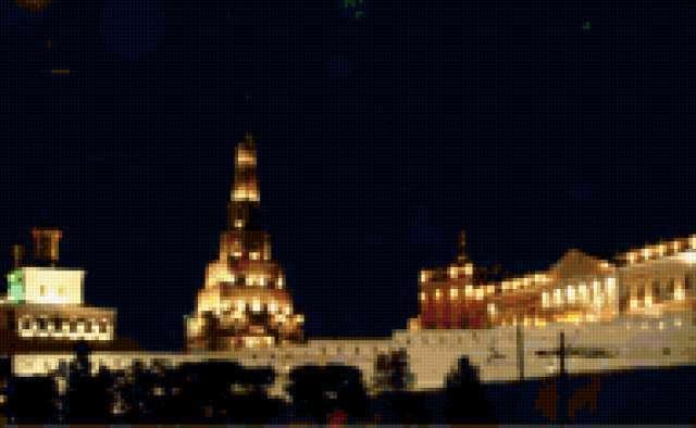 Казанский кремль, предпросмотр