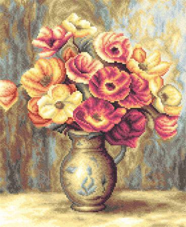 Кувшин с цветами, оригинал