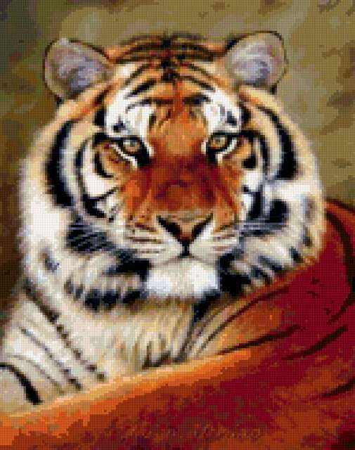 Амурский тигр, предпросмотр