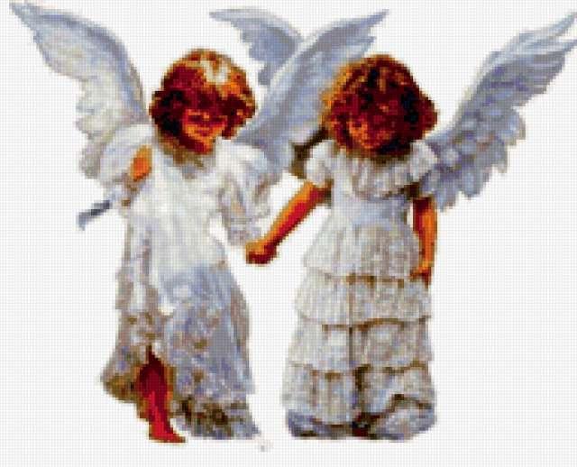 Два ангела, предпросмотр