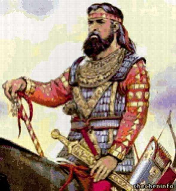 Скифский воин, воин, люди