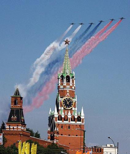 Кремль, парад, оригинал