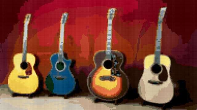 Гитары, гитара