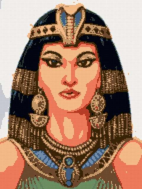 Царица Египта. Клеопатра 2,
