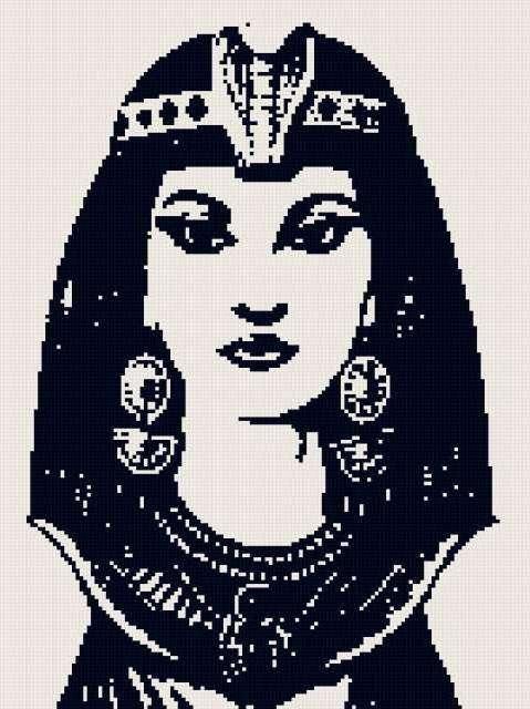 Царица Египта. Клеопатра 3,