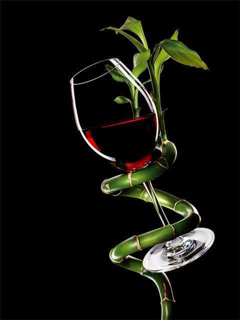 Красное вино 2, оригинал