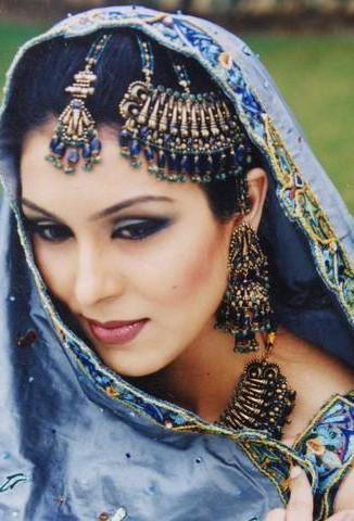 Арабская красавица, оригинал