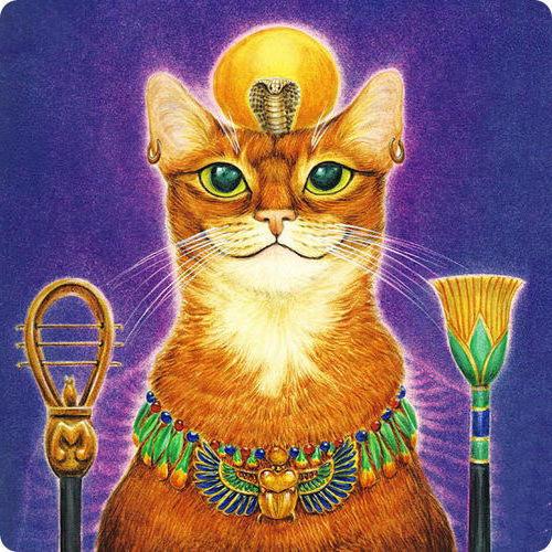 Египетская кошка 3, оригинал