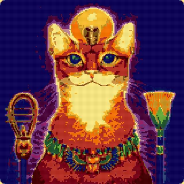Египетская кошка 3, египет,