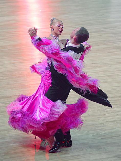 Танец, танец, бальные танцы,