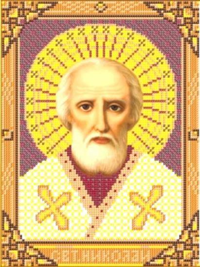 Святой Николай угодник, икона,