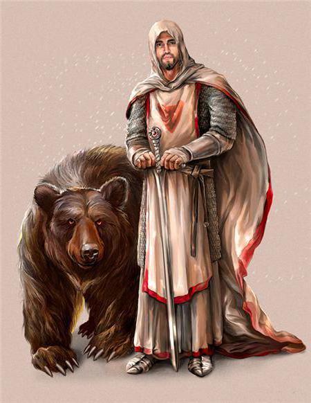 Тевтонский рыцарь, оригинал
