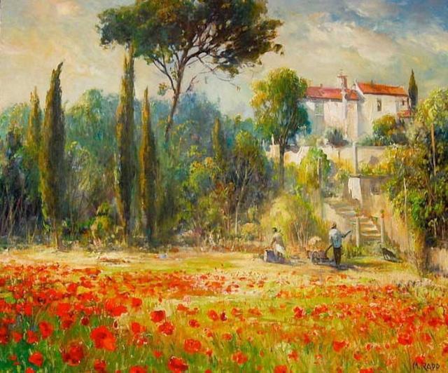 Пейзажи Италии, оригинал