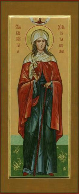 Икона написана в иконописной