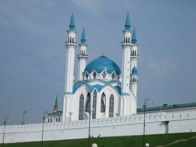 Мечеть Кул Шариф, мечеть,