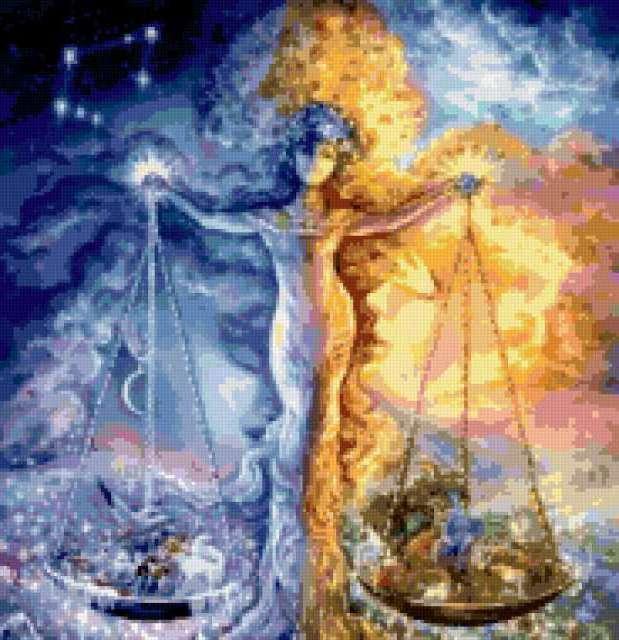 Богиня правосудия