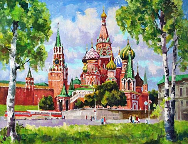 Кремль, оригинал