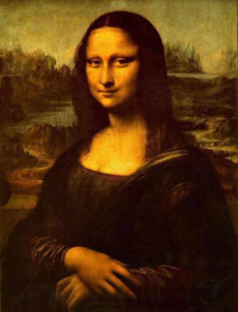 художников картина великие