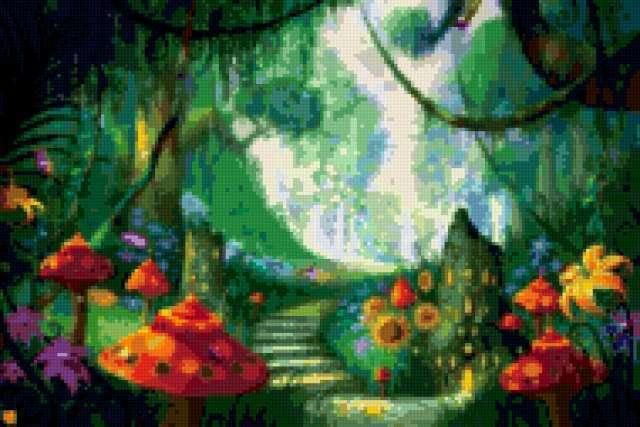 Царство грибов, предпросмотр