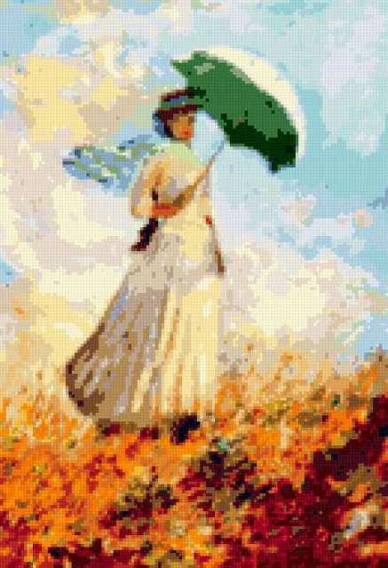 Claude monet, живопись, клод