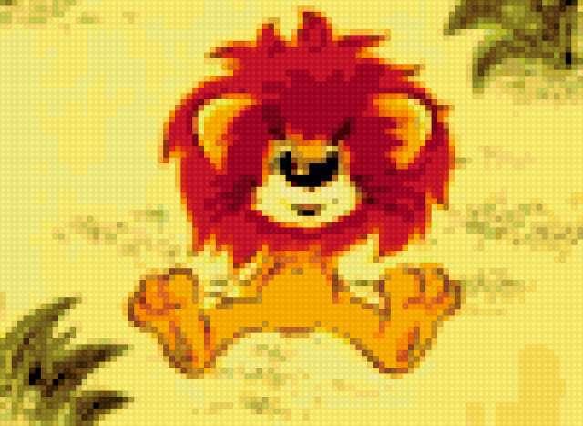 Львенок, предпросмотр