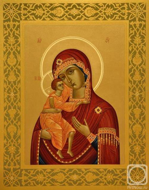 """Икона Богородицы """""""