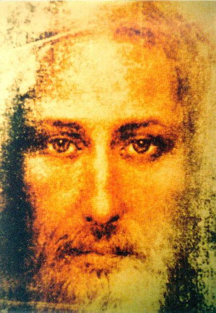 Иисус Христос с плащаницы,
