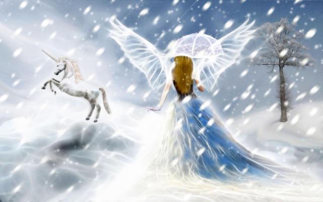 Сказочная Зима, природа, зима,