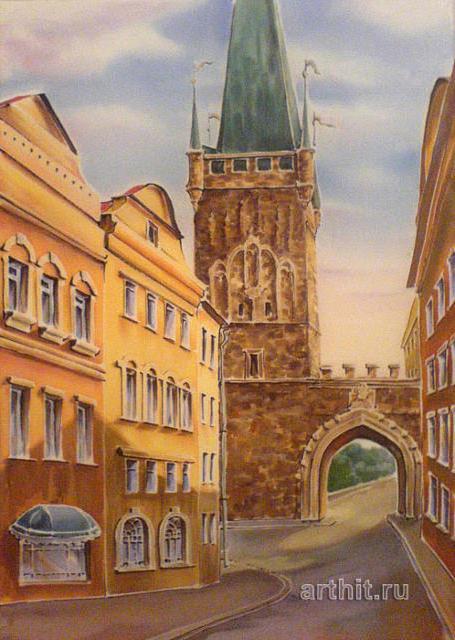 Прага.Виницкая Лариса ,
