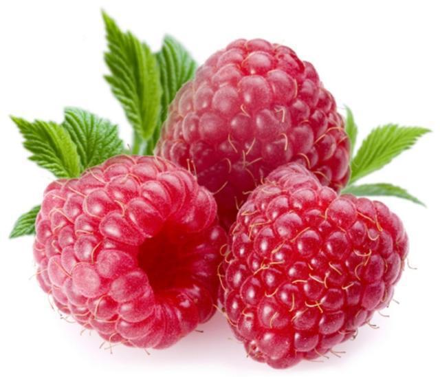 Малина, фрукты, ягоды