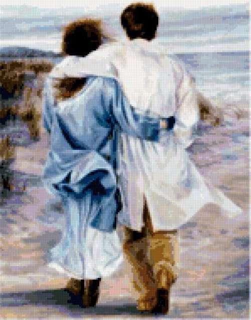 Susan Rios Мужчина и женщина,