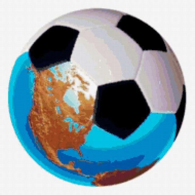 Футбольный мяч, футбол, спорт,