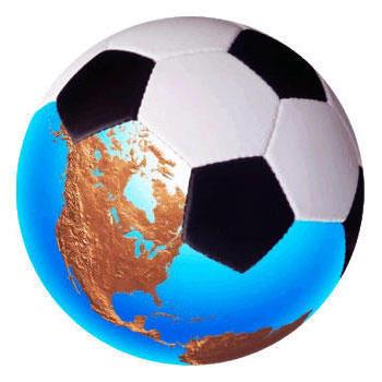 Футбольный мяч, оригинал