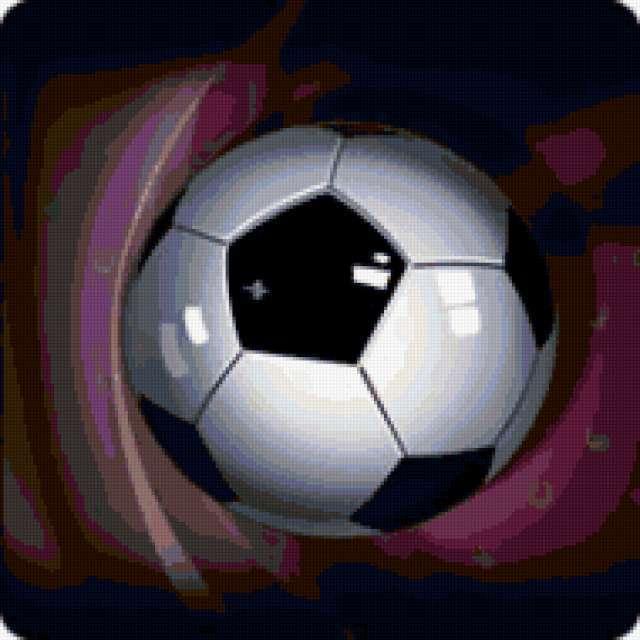 Футбольный мяч, предпросмотр