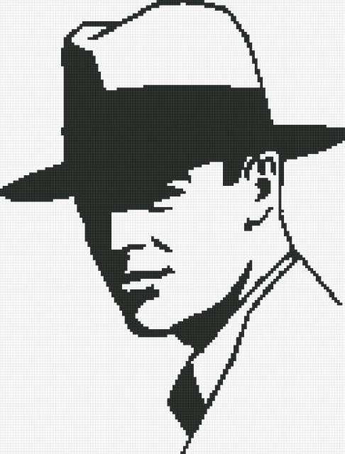 Мужчина в шляпе1, оригинал