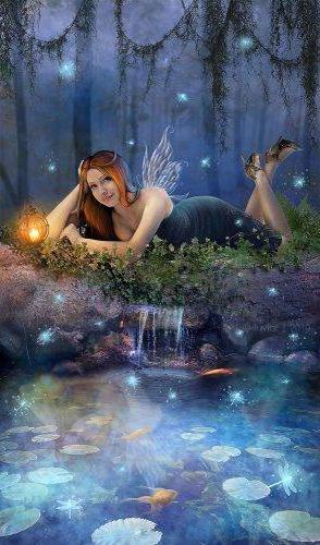 Фото девушек у воді фото 297-404