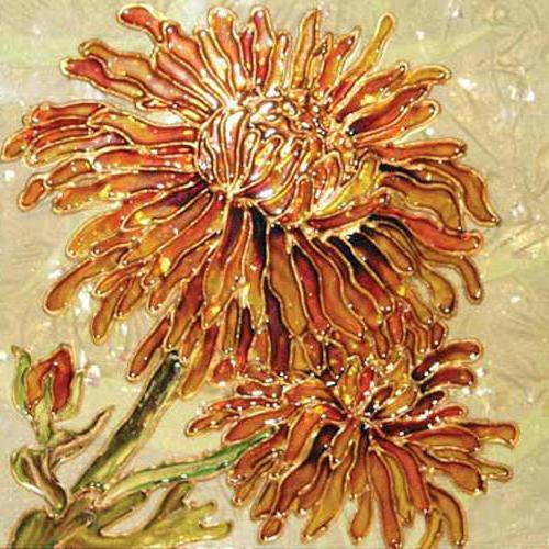 "Цветы ""Хризантемы"" 2, цветы,"