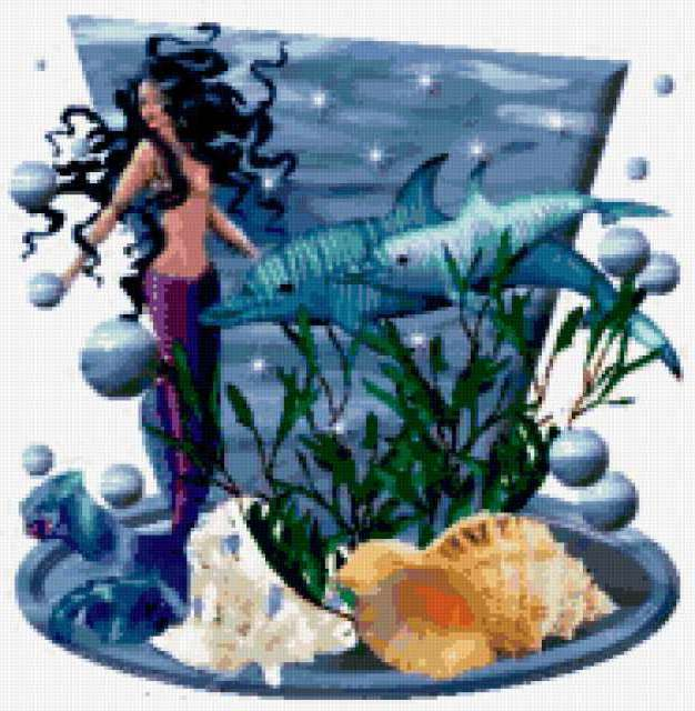 На дне океана, предпросмотр