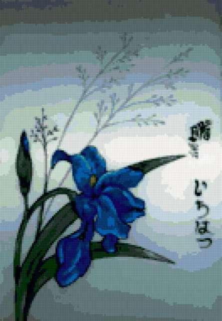 """Панно """"Японский стиль"""" 1,"""