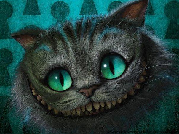 Чеширский кот,