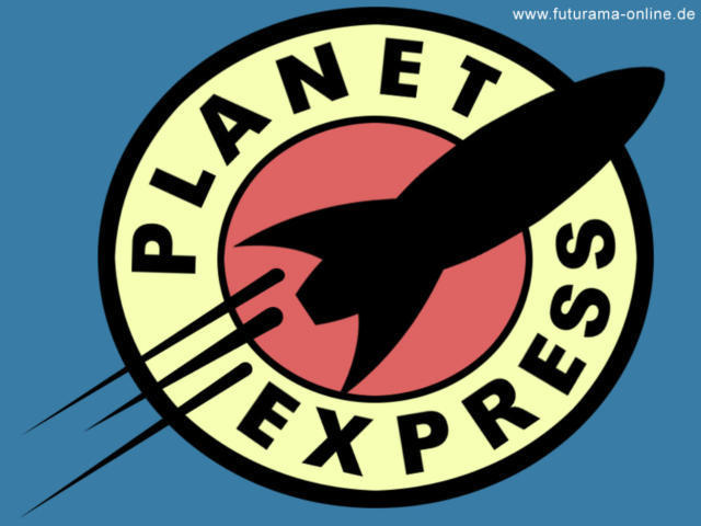 Planet express, оригинал