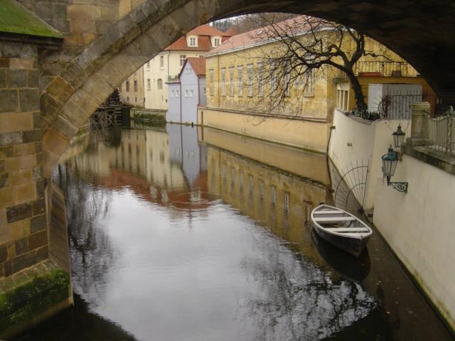 Старая Прага, оригинал