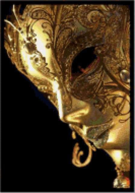 Золотая маска, предпросмотр
